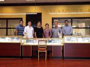 velasquez Jewelers staff vagoldbuyers