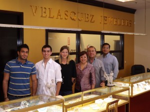 velasquez Jewelers staff 2