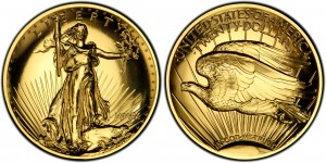 double eagle gold coin